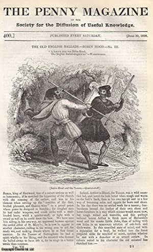 The Old English Ballads: Robin Hood, part