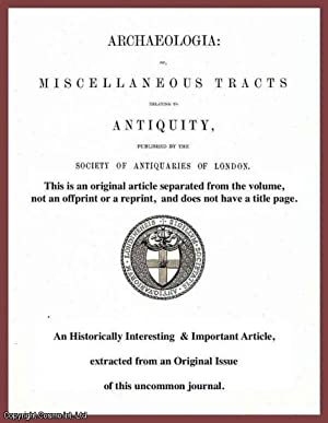 Four Letters from Beaupre Bell, Esq. to