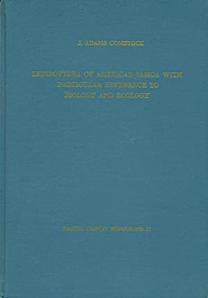 Lepidoptera of American Samoa with particular reference: Comstock, John Adams