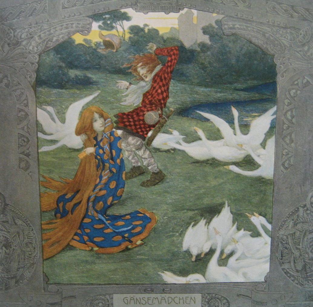[Lefler, Heinrich and Joseph Urban] Grimm's Marchen: Fulda, Ludwig