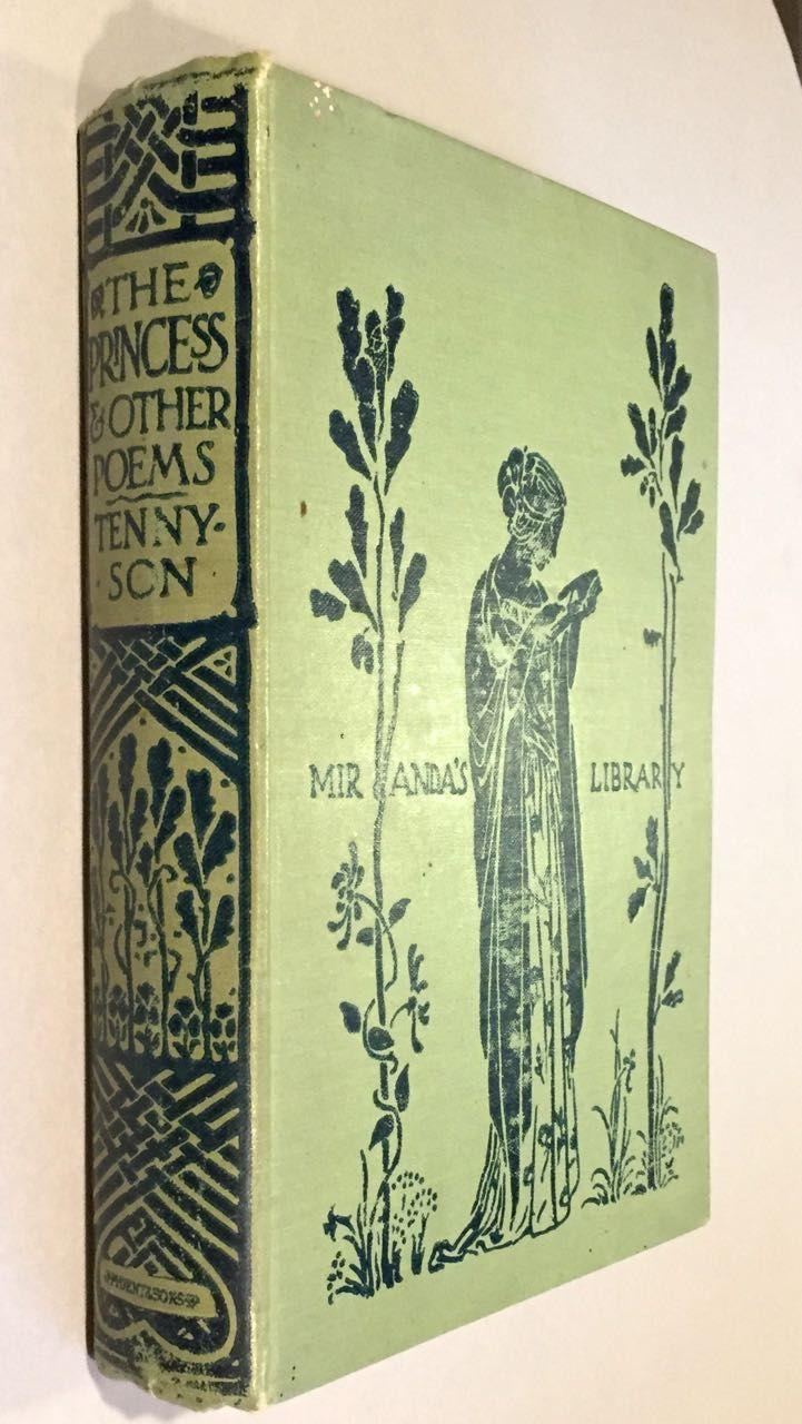 The Princess and Other Poems Tennyson, Alfred