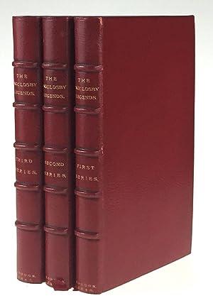 Cruikshank, George] The Ingoldsby Legends, or Mirth: Barnham, Richard