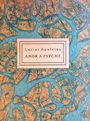 Amor a Psyche: Apuleius, Lucius