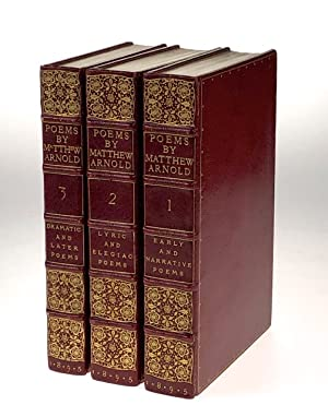 Binding, Fine- Doves Bindery] Three Volumes: Early: Binding, Fine] Arnold,