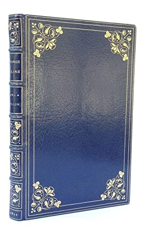 Fine Binding] Evangeline: A Tale of Acadie: Longfellow, Henry Wadsworth