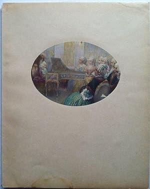 Lefler, Henrich] Mozart, Zwolf Gedicthe: Specht, Richard