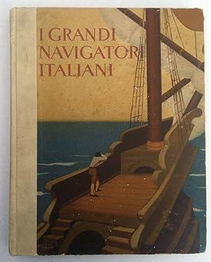 Tumiati, Beryl Illus] I Grandi Navigatori Italiani: Fanciulli, Giuseppe