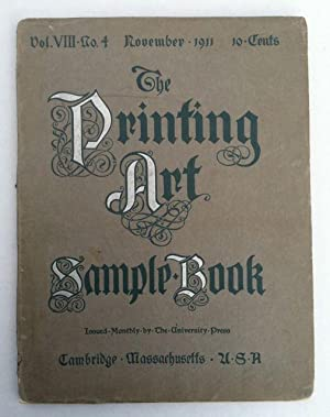 The Printing Art Sample Book