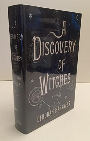 A Discovery of Witches - SIGNED FIRST: Deborah E. Harkness