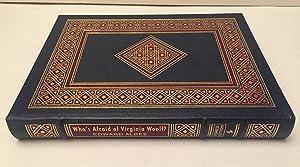Who's Afraid of Virginia Woolf? - Signed: Edward Albee