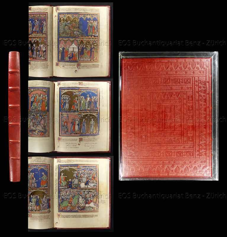 Die Kreuzritterbibel. The Morgan Crusader Bible. La