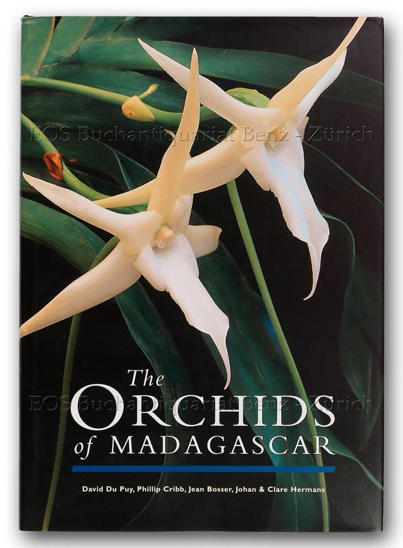 The Orchids of Madagascar. Annotated checklist (by)