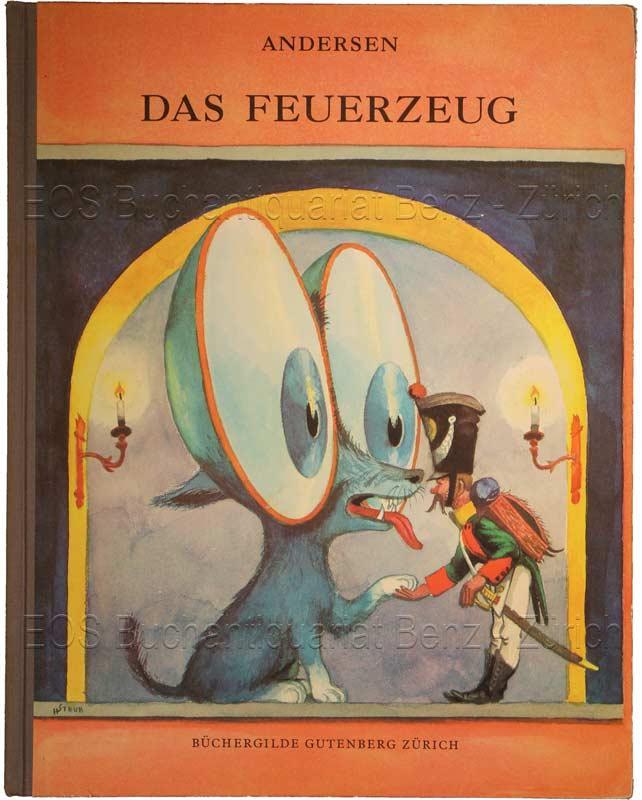 Das Feuerzeug Märchen