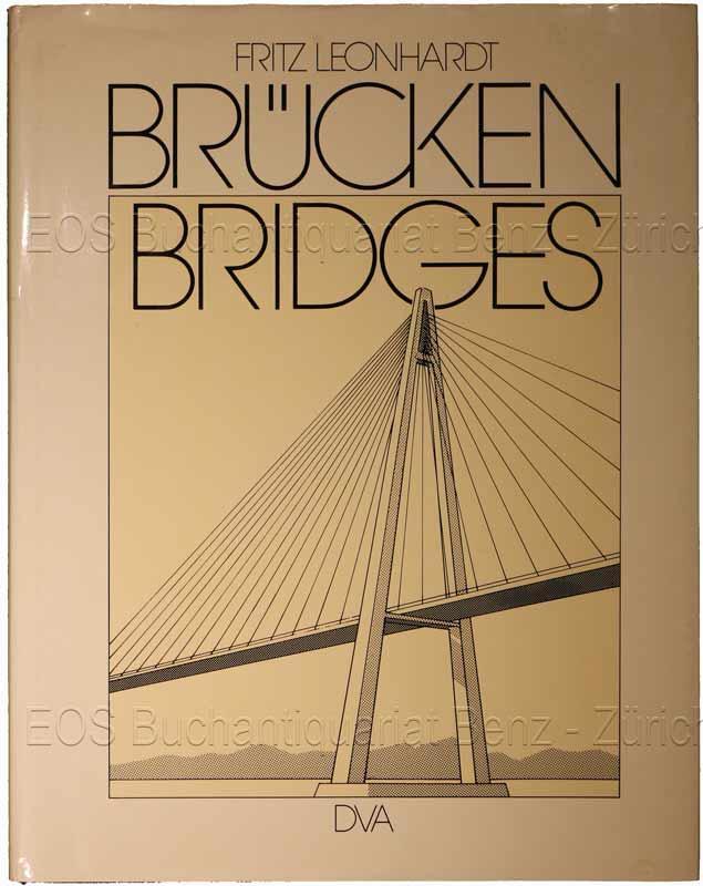 Deutsche Verlagsanstalt brücken bridges ästhetik und gestaltung aesthetics and design