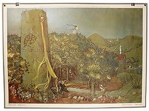 Rapunzel - Raiponce - Raperònzolo - Rapunzel.: Heussler, Valery (1920
