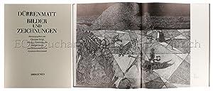 Bilder und Zeichnungen. Herausgegeben von Christian Strich.: Dürrenmatt, Friedrich: