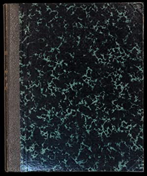 Sammlung von Neujahrsblättern der Naturforschenden Gesellschaft Zürich).: Neujahrsblätter.- Heer, Oswald: