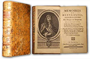 Mémoires de Montecuculi, généralissime des troupes de: Montecuccoli, Raimondo: