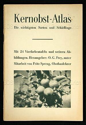 Kernobst-Atlas. Die wichtigsten Sorten und Schädlinge.