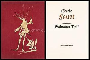 Faust. Illustriert durch Salvador Dali.: Goethe, Johann Wolfgang: