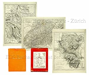 Atlas der Schweiz.: Scheuermann, Samuel Johann