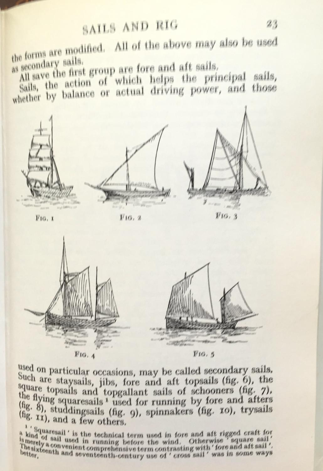 Last Days Of Mast And Sail Essay In Nautical Comparative Anatomy By