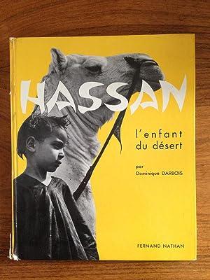 Hassan l'enfant du désert: Darbois Dominique