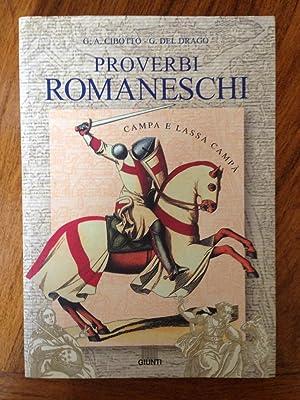 Proverbi romaneschi: Giunti Editore