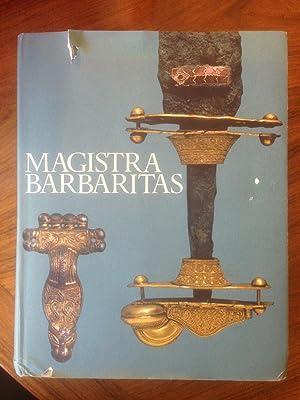Magistra Barbaritas: I Barbari In Italia: Maria Arcamone