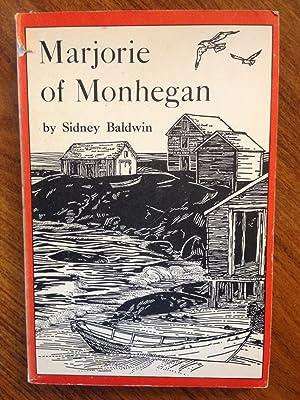 Marjorie of Monhegan: A year in a: Baldwin, Sidney