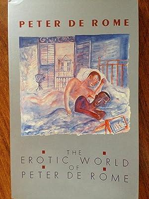 The Erotic World of Peter De Rome: De Rome, Peter