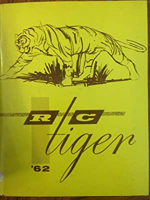 R/C Tiger (Reedley College) Yearbook, 1962. Volume XXXIII (Books 1 and 2 - two volume set): ...