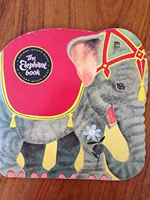 THE Elephant Book Golden Shape Book: CHARLES NICHOLAS