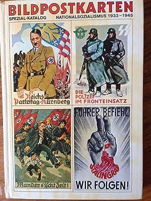 BILDPOSTKARTEN SPEZIAL-KATALOG, NATIONALSOZIALISMUS 1933-1945: Willi Bernhard