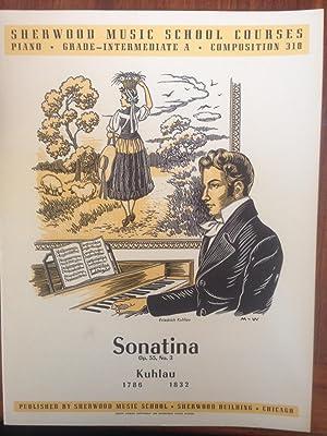 Sherwood Music School Piano Course, Grade -: Kuhlau