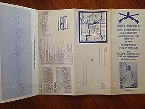 Brochure] Fort Buford 6th Infantry Regiment Association: Fort Buford 6th