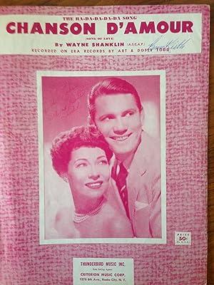 Chanson D'amour (The Ra-da-da-da-da Song): Shanklin, Wayne
