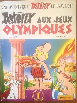 Astérix aux jeux Olympiques (French Edition): Goscinny; Uderzo [Illustrator]