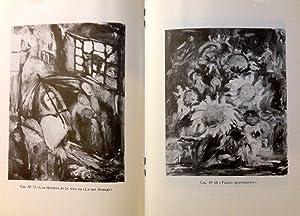 Exposition Nelly Stulz, 1892-1969. Catalogue Strasbourg, Cabinet des estampes, 2 octobre 1969 - 31 ...