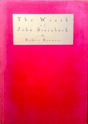 The wrath of John Steinbeck: Or St. John goes to church: Bennett, Robert