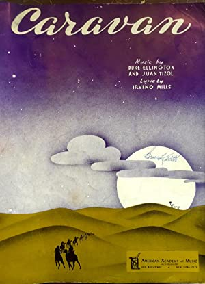 Caravan. Sheet Music by Duke Ellington and: Duke Ellington; Duke