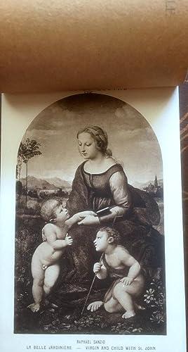 Musee Du Louvre : Peintures : Ecoles Italiene et Espagnole: Serie 4 : Carte Postale [a Bound Book ...