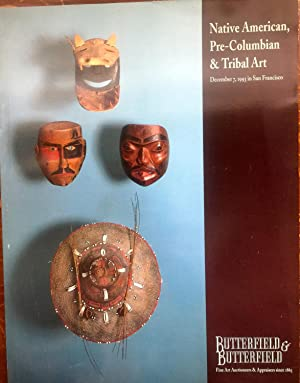 Native American, Pre-Columbian & Tribal Art (December 7, 1993 in San Francisco): Jim Haas