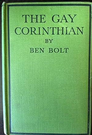 The Gay Corinthian: Ben Bolt