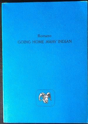 Going Home Away Indian: Romero, Leo