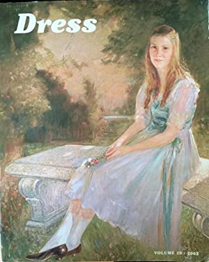 Dress: The Annual Journal of the Costume: Welters, Linda ed.