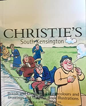 British and continental watercolours and drawings and: Christie's South Kensington