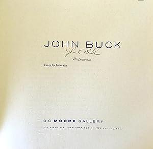 John Buck: John Yau; John Buck [Contributor]