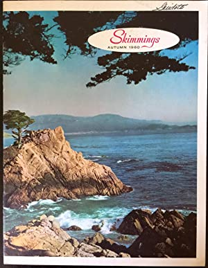 Skimmings Vol. 24 No. 3, 1960. Published: Knudsen Creamery Co.,