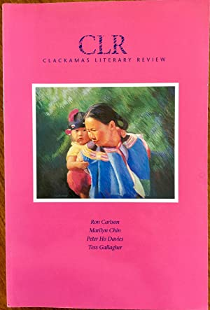 Clackamas Literary Review Spring 2000 Volume IV,: Jeff Knorr [Editor];